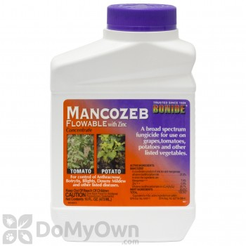 Bonide Mancozeb Flowable with Zinc Concentrate