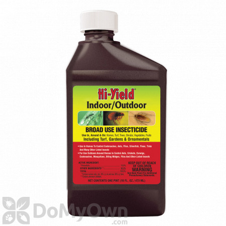 Hi-Yield Indoor/Outdoor Broad Use Insecticide
