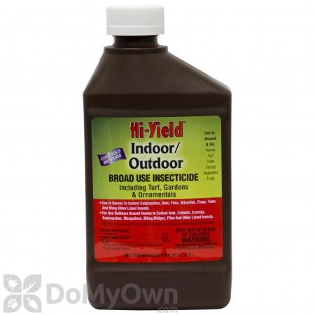 Hi-Yield Indoor/Outdoor 10% Permethrin Insecticide