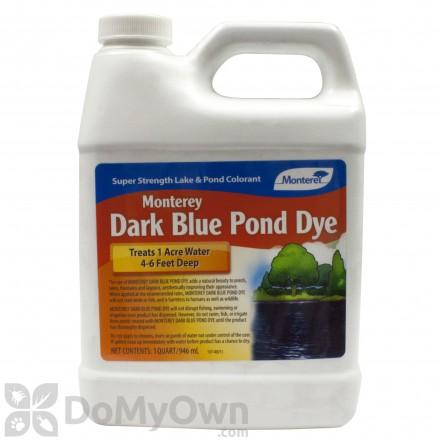 Monterey Dark Blue Pond Dye