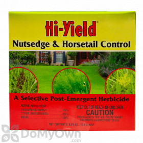 Hi-Yield Nutsedge and Horsetail Control