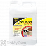 Revenge Pour-On Synergized Fly and Lice Control 2.5 gal.