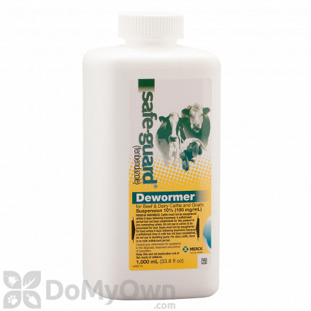 Merck Safe - Guard Suspension Dewormer