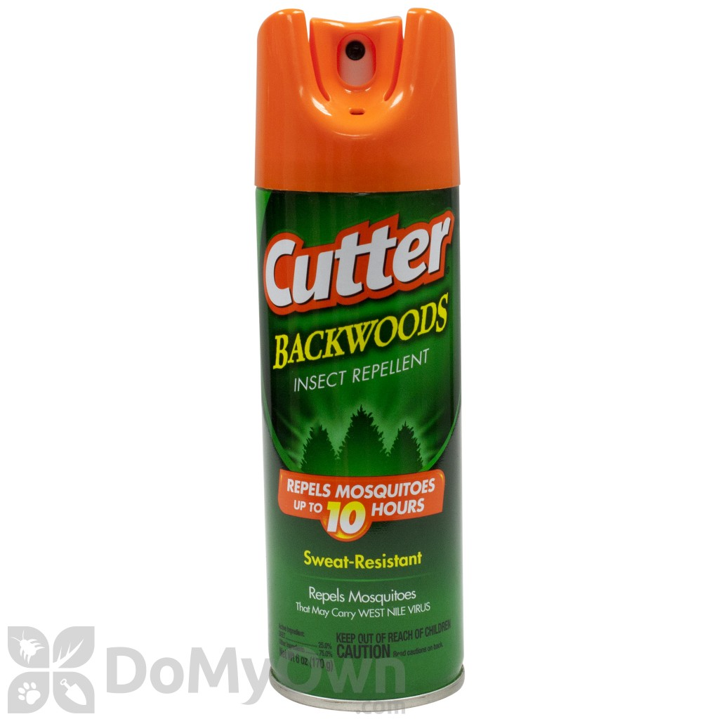 foto de Cutter Backwoods Insect Repellent Aerosol