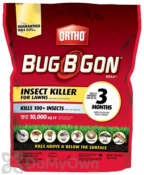 Ortho Bug B Gon Max Insect For Lawns