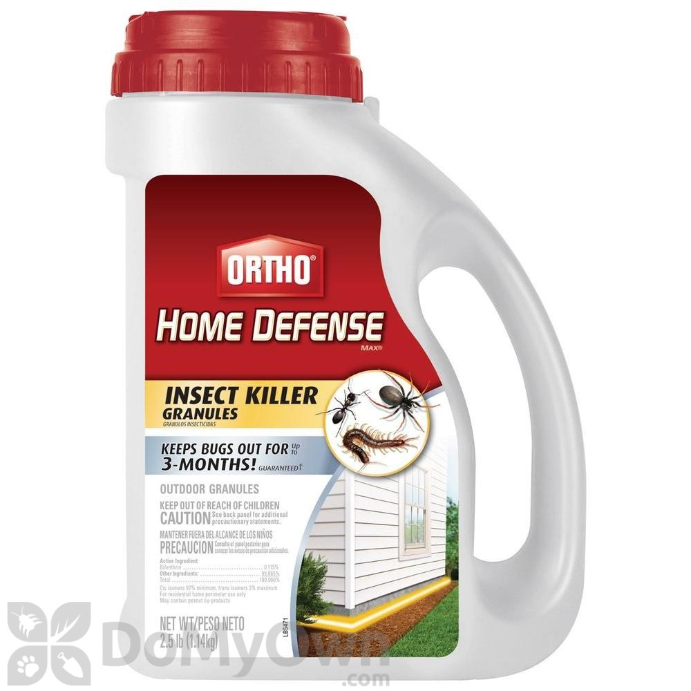Ortho Home Defense Max Insect Killer Granules