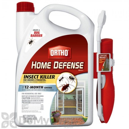Ortho Home Defense MAX Insect Killer Indoor & Perimeter with Comfort Wand