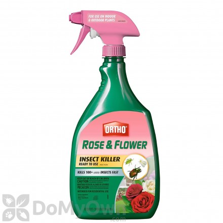 Ortho Rose and Flower Ready-To-Use