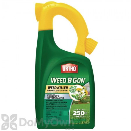 Ortho Weed B Gon Weed Killer For Lawns Ready-To-Spray 2