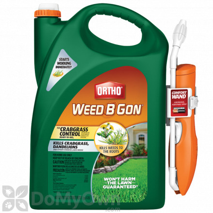 Ortho Weed B Gon Plus Crabgrass Control Ready-To-Use 2 1 Gal.