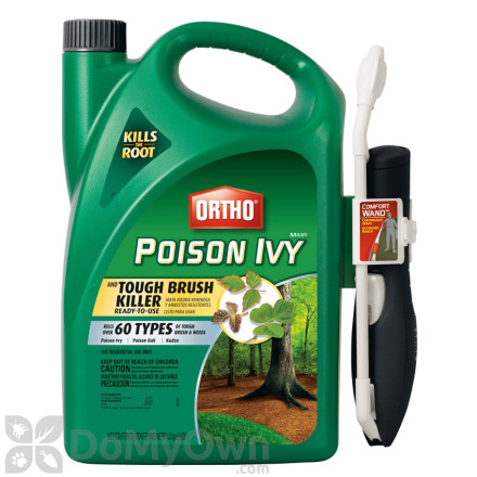 Ortho MAX Poison Ivy and Tough Brush Killer Ready - To - Use