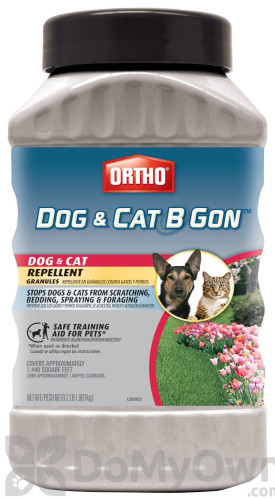 Ortho Dog Amp Cat B Gon Dog Amp Cat Repellent Granules