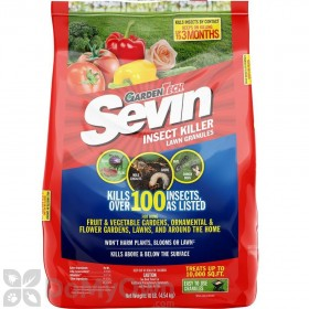 Sevin Lawn Insecticide Granules