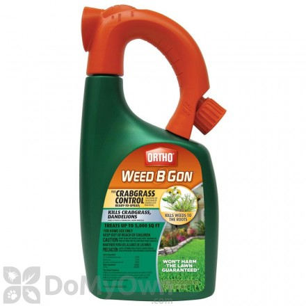Ortho Weed-B-Gon Plus Crabgrass Control Ready-To-Spray