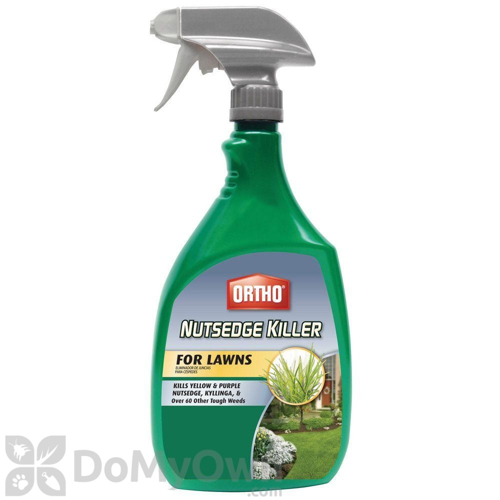 Ortho Nutsedge Killer For Lawns Ready To Use