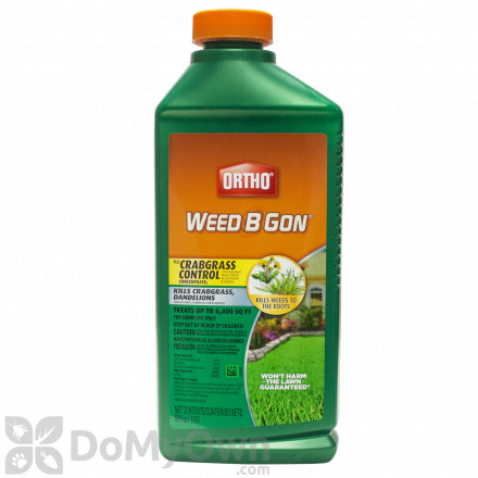 Ortho Weed B Gon Plus Crabgrass Control Concentrate 2 (40 oz)