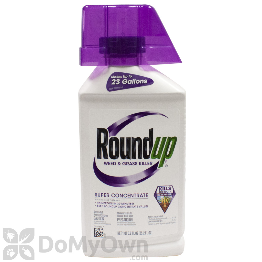 Roundup Weed & Grass Killer Super Concentrate