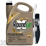 Roundup Ready-To-Use Extended Control Weed & Grass Killer Plus Weed Preventer II with Comfort Wand - 1.1 Gal.