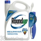 Roundup Ready-To-Use Weed & Grass Killer III with Comfort Wand 1.1 Gal.