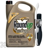 Roundup Ready-To-Use Extended Control Weed & Grass Killer Plus Weed Preventer II with Comfort Wand - 1.33 Gallon