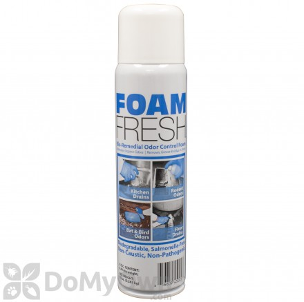 Foam Fresh Odor Control Foam