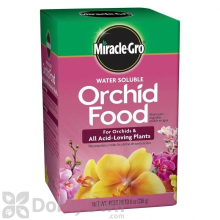 Miracle-Gro Water Soluble Orchid Food