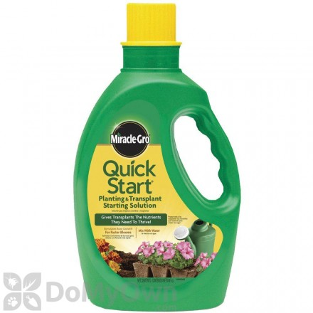 Miracle-Gro Quick Start Planting and Transplant Starting Solution