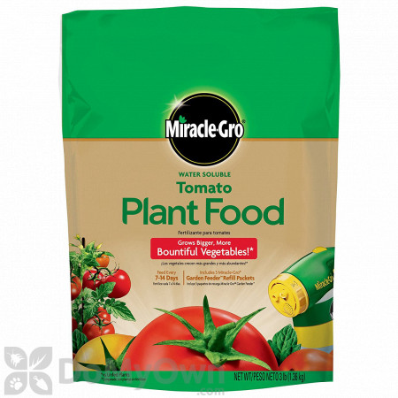 Miracle-Gro Water Soluble Tomato Plant Food
