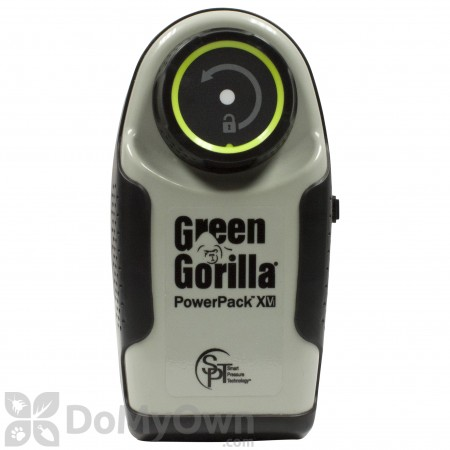 Green Gorilla Vi Series PowerPack X with Wall Charger