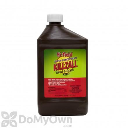 Killzall Weed and Grass Killer - 41% Glyphosate Quart
