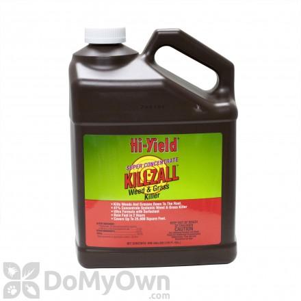 Killzall Weed and Grass Killer - 41% Glyphosate Gallon