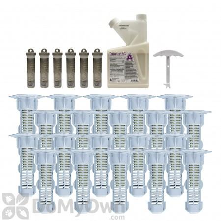 HexPro Termite Baiting System - Pro Kit (20 stations) + Taurus SC