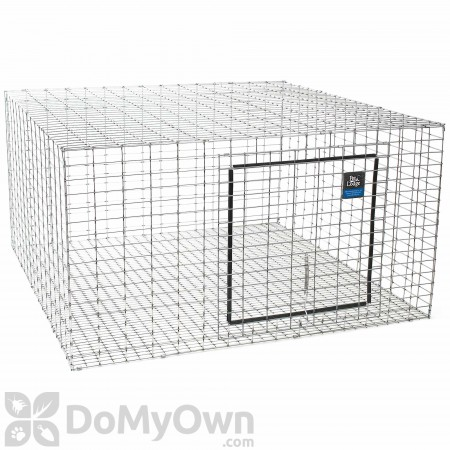 Pet Lodge Rabbit Hutch