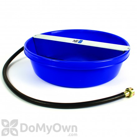 Pet Lodge Plastic Ever Full Pet Bowl 3 gal.