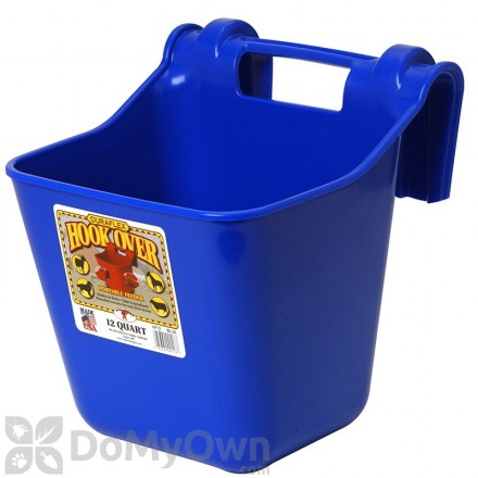 Little Giant Plastic Hook Over Feeder 12 qt.