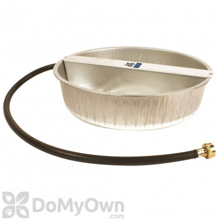 Pet Lodge Galvanized Ever Full Pet Bowl 13 qt.