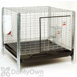Pet Lodge Rabbit Hutch Complete Kit