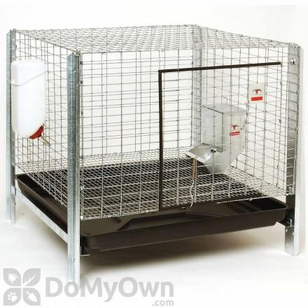 Pet Lodge Rabbit Hutch Complete Kit