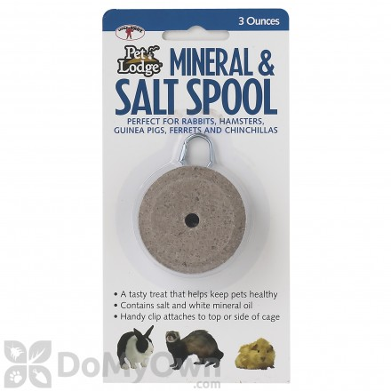 Pet Lodge Mineral and Salt Spool