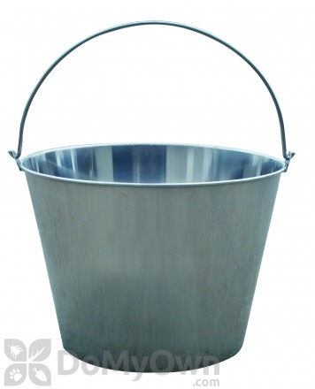 Little Giant Stainless Steel Dairy Pail