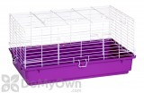 Pet Lodge Plastic Bottom Rabbit Home Medium