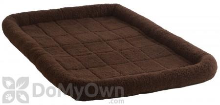 Pet Lodge Fleece Pet Bed Chocolate