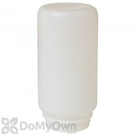 Little Giant Plastic Screw-On Poultry Waterer Jar 1 qt.