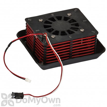 Little Giant Forced Air Incubator Fan Kit with Heater