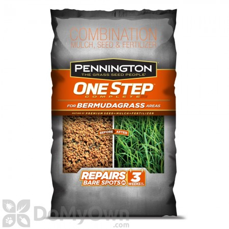 Pennington One Step Complete Bermuda Mulch