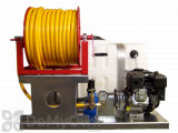 Precision 100 Gallon Standard Skid Sprayer - 3/8 Hose