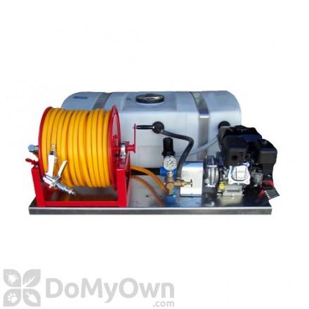 Precision 50 Gallon Low Profile Skid Sprayer