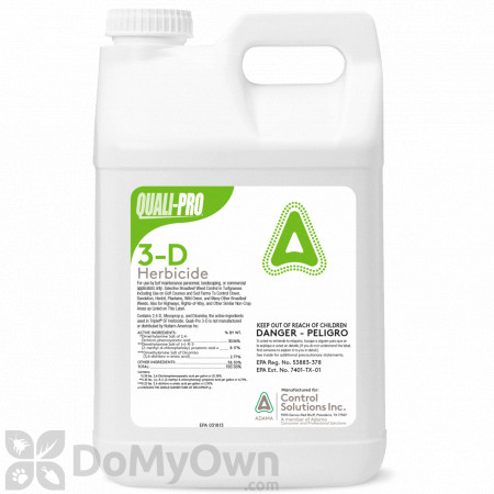 3-D Herbicide