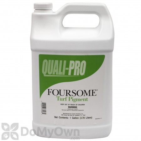 Foursome Turf Pigment