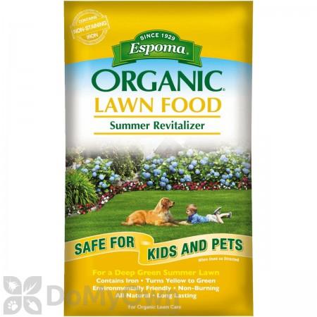 Espoma Organic Summer Revitalizer Lawn Food